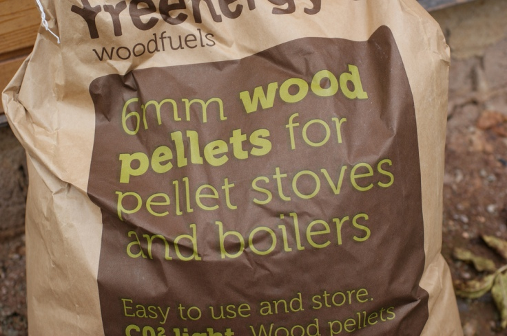 WoodPelletBag